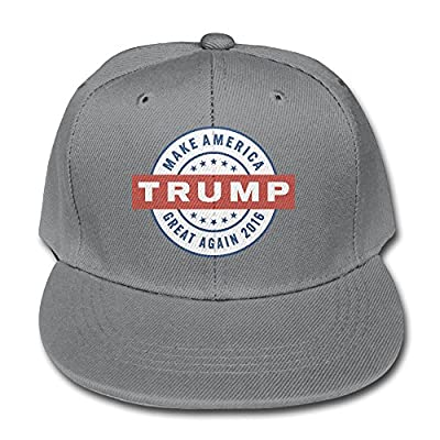 Ash Donald Make America Great Again Kids Adjustable Snapback Trucker Hats