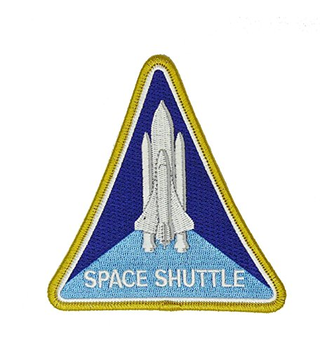 blue nasa astronaut wings patches-#41