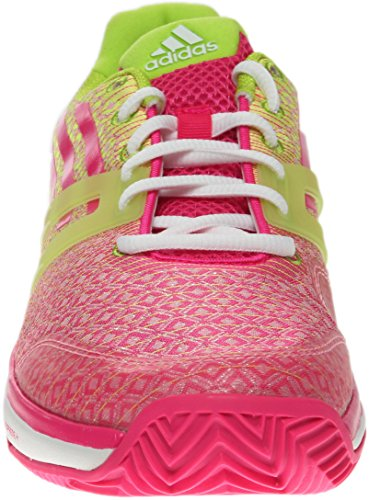 Adidas Adizero Ubersonic Argilla W Rosa, Giallo