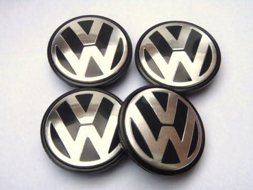 Vw Volkswagen 65mm Nabenkappen Auto