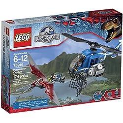 LEGO A la Caza del Pteranodon