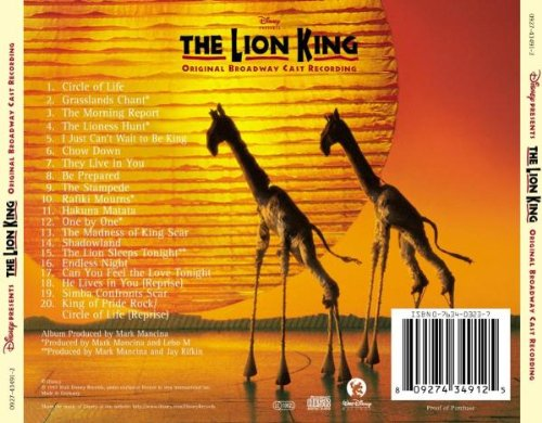 an analysis of the lion king a broadway play The lion king: the broadway musical character profiles click on any of the small pictures for information and images of that character simba is a rowdy, independent little cub who likes to romp and play when simba's father dies.