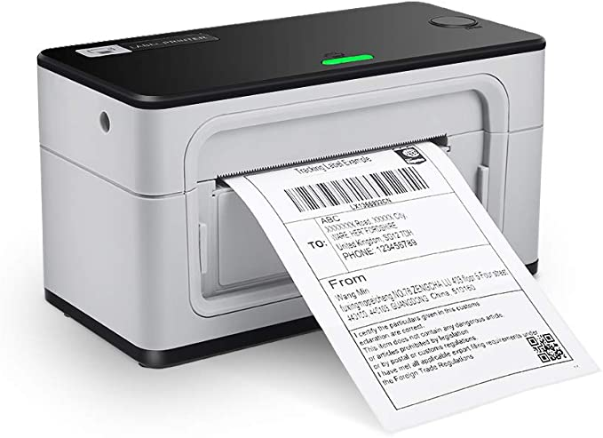 USB Label Printer, MUNBYN UPS 4 6 Thermal Shipping Label Address Postage Printer for Amazon, Ebay, USPS, Shopify, FedEx, One Click Set up, Work with ...