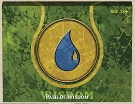 Amazon Magic The Gathering Theros Pre Release Kit Blue Path