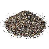 RicambiWeiss Sac de 50l/30 kg de granulés rembourrage en caoutchouc pour sac de frappe de boxe