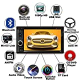 Car DVD Player With Backup Rearview Camera