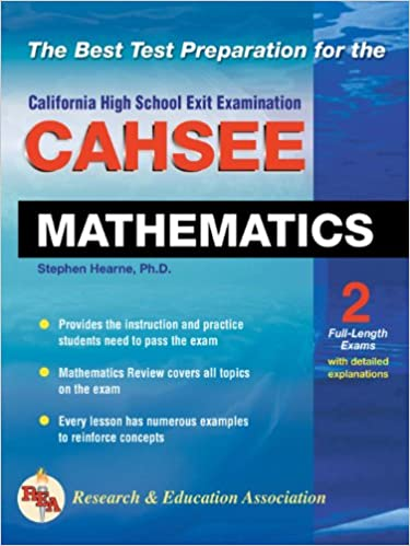 FAQs about the California High School Exit Exam: Math