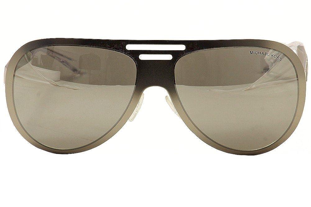 b4fa874860ae Amazon.com: Michael Kors MK 5011 10636G Clementine I - Satin Silver/Silver:  Shoes
