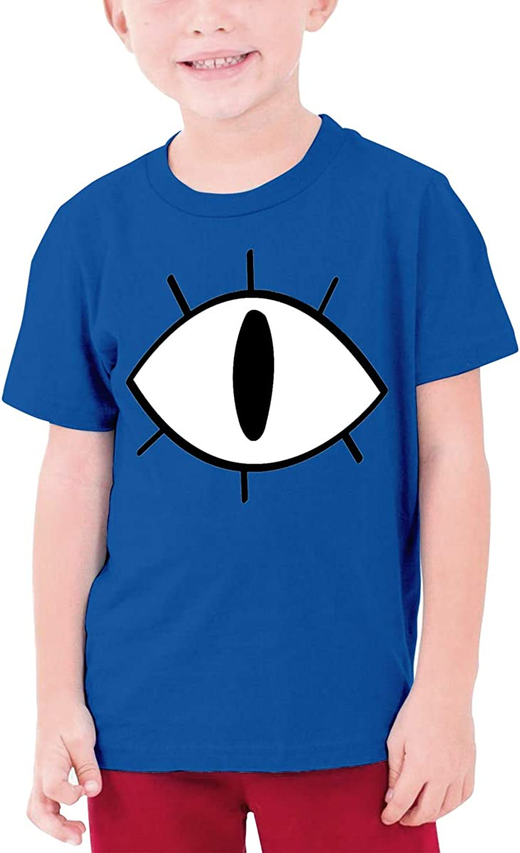 S-XL QIMING SHIPPING Gra-vity-Falls-Bill Cipher Eye Teenage T-Shirt,Boys T-Shirts,Girls T-Shirts,Size
