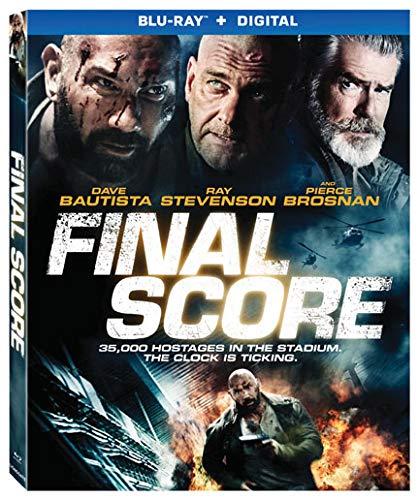 Blu-ray : Final Score (Digital Copy, Widescreen, Subtitled)