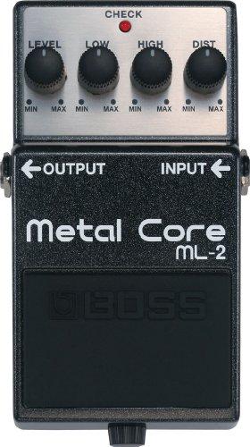 Boss ML-2 Metal Core Distortion Pedal by BOSS