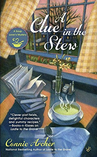 book cover of A Clue in the Stew