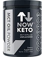 Keto MCT Flavor Variation