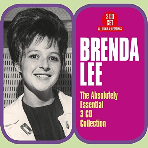 CD : Brenda Lee - Absolutely Essential 3 Cd Collection (United Kingdom - Import, 3PC)