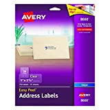 Avery  Clear Easy Peel Address Labels fo...