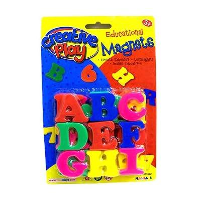 aimants jeux créatifs d'éducation - des lettres
