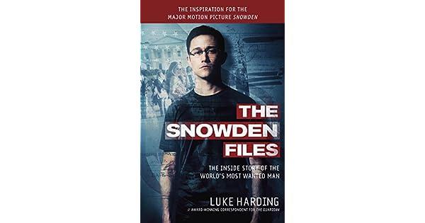 The Snowden Files Ebook