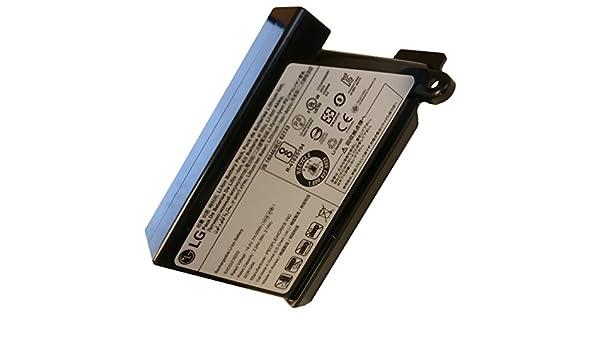 Batería recargable - Robot aspirador - LG: Amazon.es: Grandes electrodomésticos