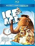 Ice Age (Bilingual) [Blu-ray + DVD + Digital Copy]
