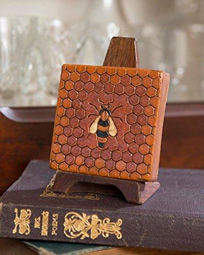 Honeycomb Tile (Ephraim Faience Pottery)