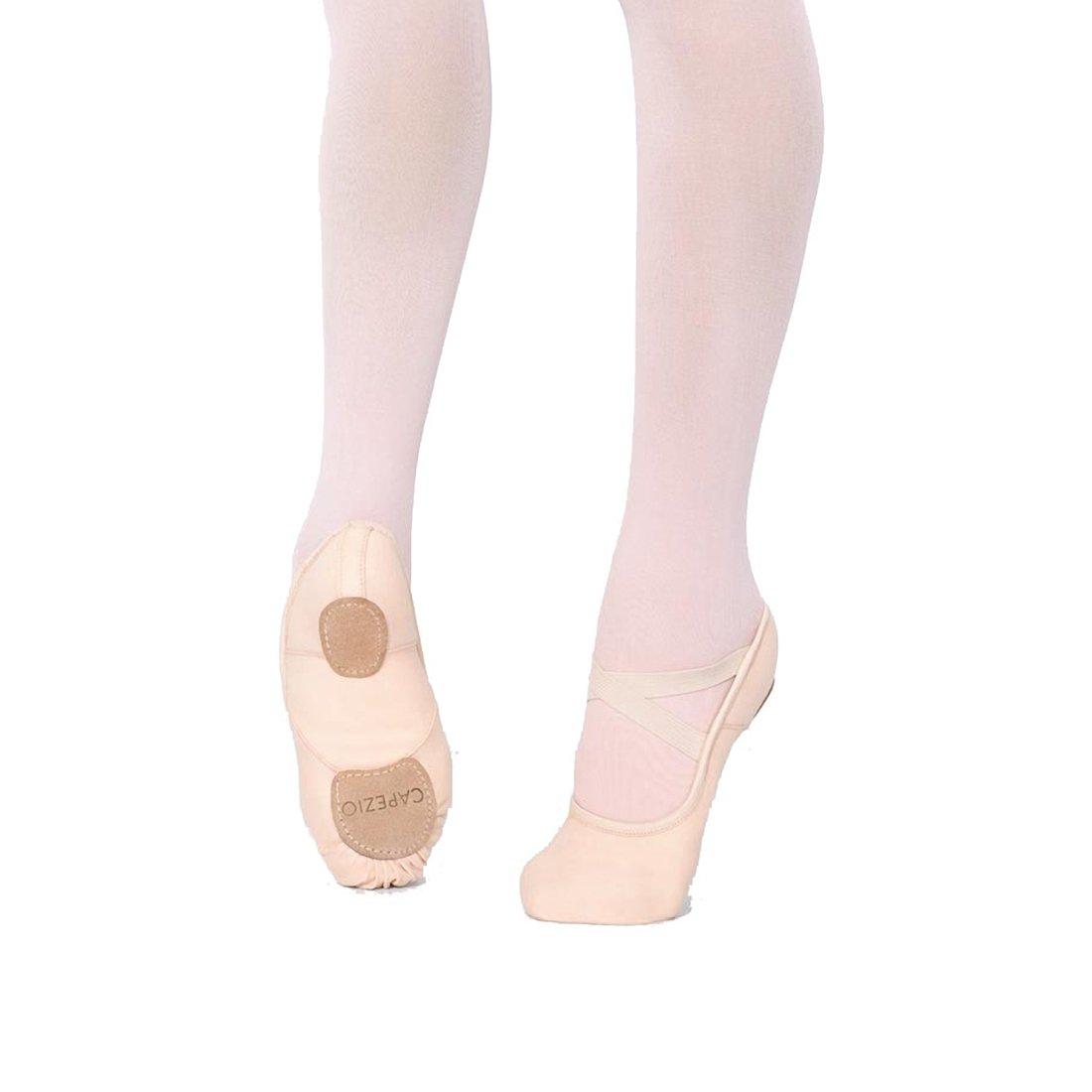 Capezio Hanami Dance Shoe, Mocha, 10 M US by Capezio