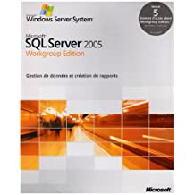 Microsoft SQL Server Workgroup Edition 2005 (vf): 5 Client