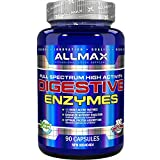 Best Digestive Enzymes - ALLMAX Nutrition - Digestive Enzymes + Protein Optimizer Review