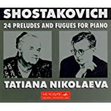 Shostakovich: 24 Preludes and Fugues for Piano, Op. 87