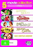Sleeping Beauty / Red Riding Hood / Beauty and the Beast / Hansel and Gretel / Hans Christian Anderson DVD