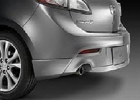 Nuevo OEM Mazda 3 Hatchback trasero Aero Flares & bajo falda 2010 - 2013 azul luz: Amazon.es: Coche y moto