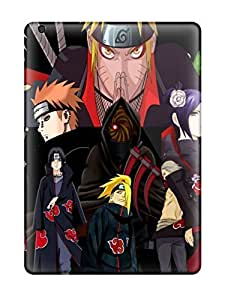 Fowleavis Snap On Hard Case Cover Free Narutos Desktop Protector For Ipad Air