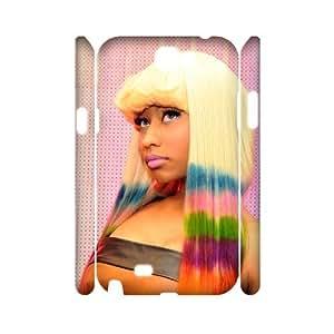 I-Cu-Le Nicki Minaj Customized Hard 3D Case For Samsung Galaxy Note 2 N7100