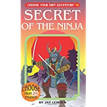Secret of The Ninja #16