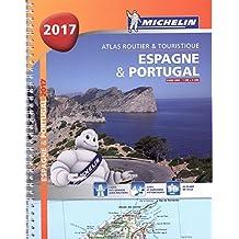 Atlas routier & touristique : Espagne & Portugal 2017