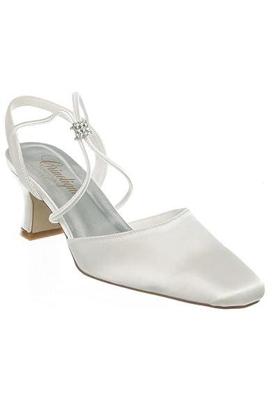 chaussures femme talon blanc. Black Bedroom Furniture Sets. Home Design Ideas