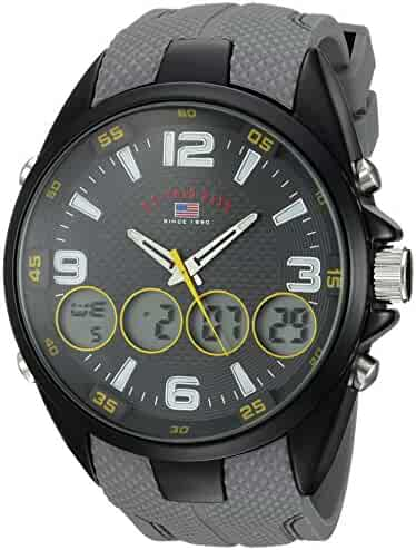 8a8c7f076a2 Shopping Rubber - Grey - Wrist Watches - Watches - Men - Clothing ...