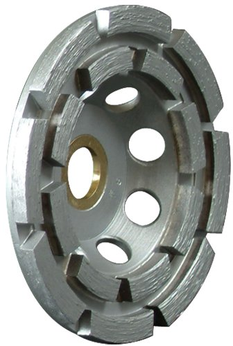 Grip-Rite RCWS4IN Single Row Cup Wheel, 5/8-11 Standard, 4-Inch Prime Source