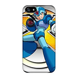Defender Cases With Nice Appearance (megaman X) For Iphone 5/5s wangjiang maoyi