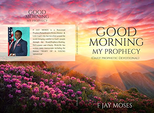Amazoncom Good Morning My Prophecy Daily Prophetic Devotional