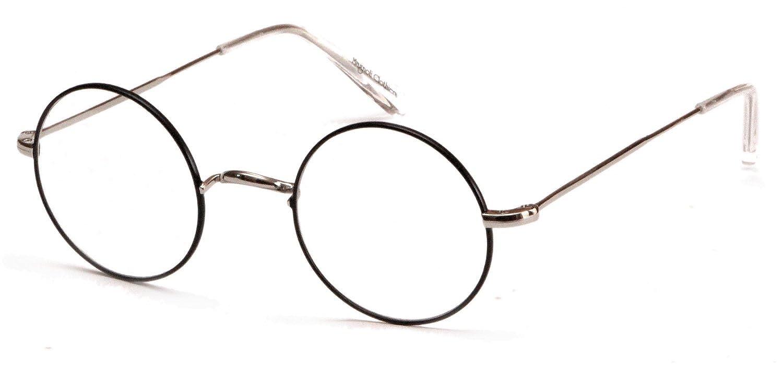81e22888f283 Amazon.com  HARRY POTTER Style Round Frame Eyeglasses by Magnoli Clothiers   Clothing