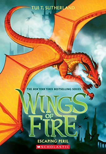 - Escaping Peril (Wings of Fire, Book 8)
