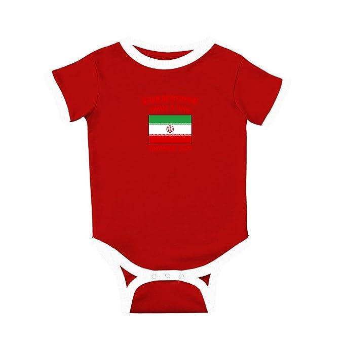 80584ae49 Amazon.com: Everyone Loves A Nice Iranian Boy Iran Cotton Short ...
