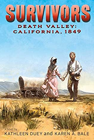 book cover of Death Valley