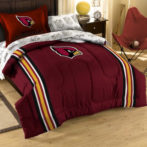 San Diego Chargers Bedding Sets: Arizona Cardinals Bedding, Cardinals Bedding Set