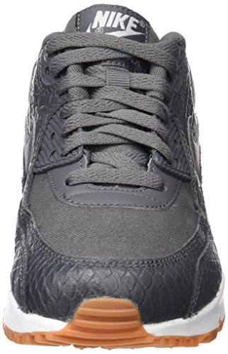 Prm Grigio da Nike Yellow Wmns Dark Scarpe Ginnastica Grey Gum Grey Dark White 90 Donna Max 8TqFwxtT