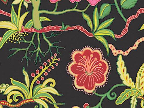 Pack of 1, Silk Botanical Fantasy 24