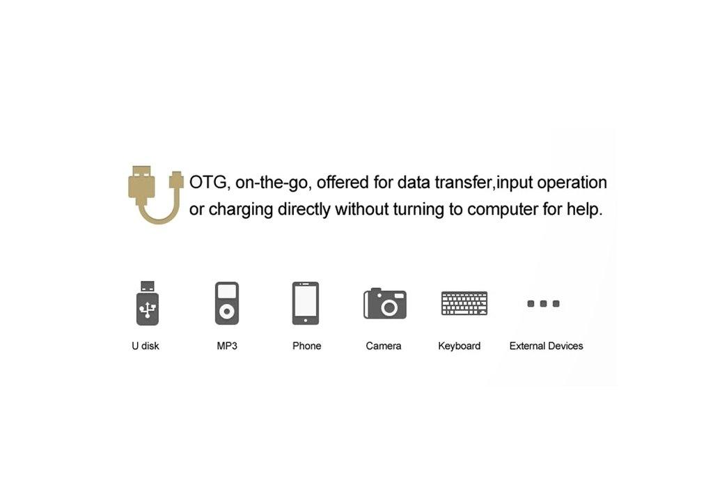 ShopMagics Micro USB Male To USB Female Cable for Vivo: Amazon in