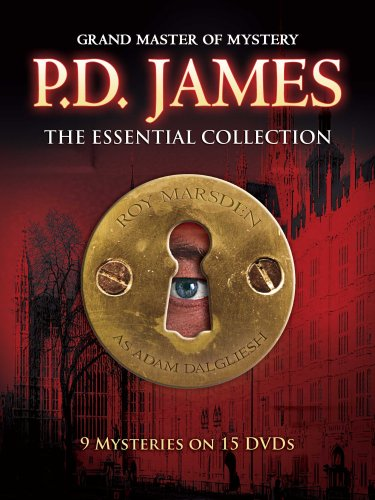 P.D. James: The Necessary Collection