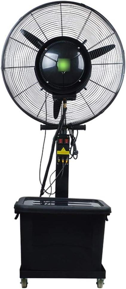 Ventilador de pie Industrial Ventilador de Piso Columpio Aerosol ...
