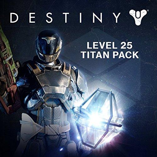 Destiny: The Taken King - Legendary Edition: Destiny - Level 25 Titan Pack - PS3 [Digital Code]